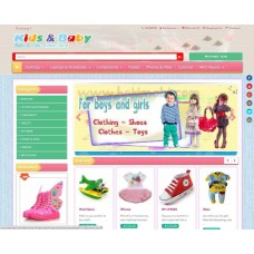 Baby - Kids - Toy - Clothing - Shoes