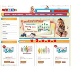 Baby Shop - Kid Shop - Toy Shop