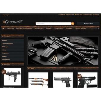 A Gun Store & Knife Shop