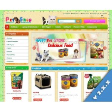 Petshop - Colorful Pet Store
