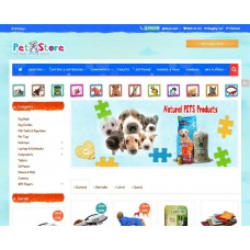 Pet Shop - Toy Shop - Child Shop
